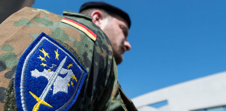 Why the EU is suddenly marching to a different drumbeat on defence | Cyber Defence | Scoop.it