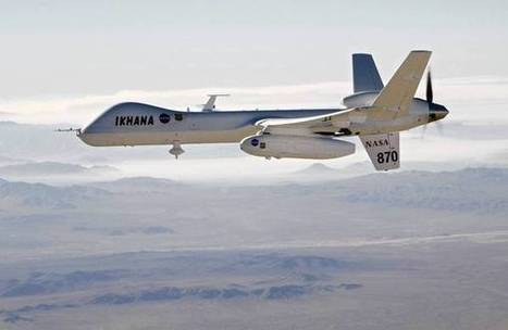 Drones are taking to the skies in the U.S. | John Smith | Scoop.it