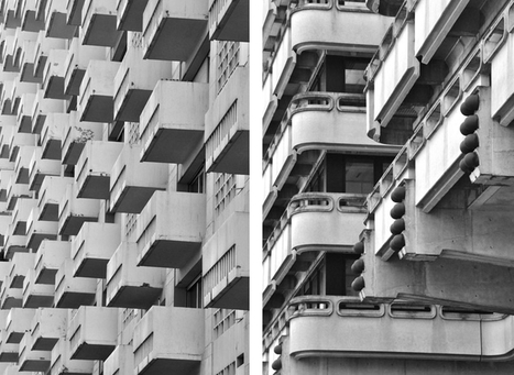 Seeking patterns and symmetry amongst urban decline | Modern Ruins, Decay and Urban Exploration | Scoop.it