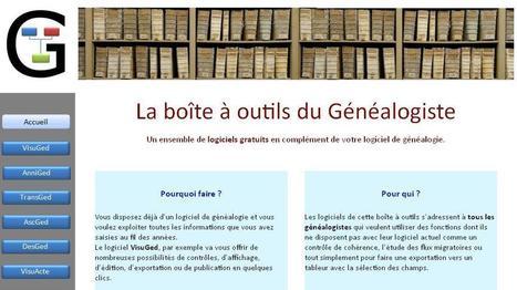 Site du jour (226) : la boite à outils du généalogiste | Mes Hautes-Pyrénées | Scoop.it