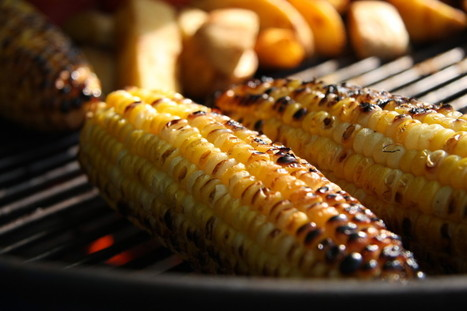 Grilled Corn | Essential Oils Recipe | Scoop.it
