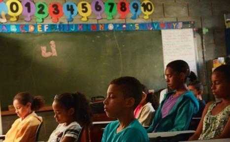 Escuela introduce yoga y meditación y mejora las notas de los estudiantes | Recull diari | Scoop.it