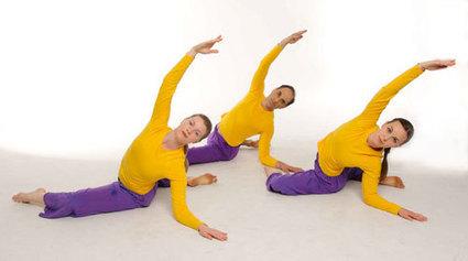 Math Dance, by Dr. Schaffer and Mr. Stern Dance Ensemble | *Math & Arts* | Scoop.it