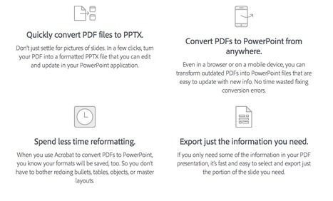 Convert PDF to PowerPoint, PDF to PPTX converter | Technology and Education Resources | Scoop.it