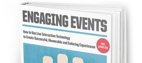 E-book sur les meilleures pratiques pour accroître l'engagement sur vos événements | Le Social Check-in Evénementiel | Scoop.it