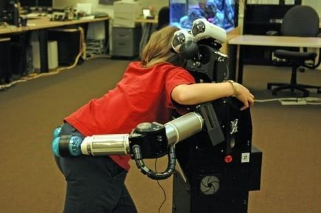 Le robot est-il un sujet moral ? | Post-Sapiens, les êtres technologiques | Scoop.it
