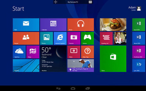 Microsoft's Remote Desktop app for Android, iOS and OS X nets 1 million ... - Engadget   Dev   Scoop.it