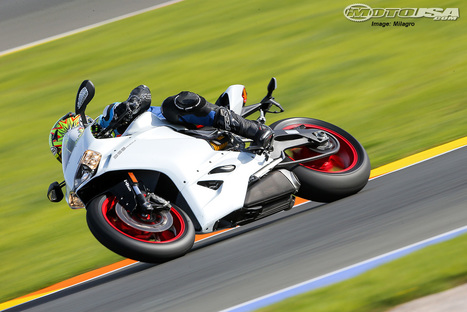 2016 Ducati 959 Panigale First Ride Review - Motorcycle USA | Ductalk Ducati News | Scoop.it