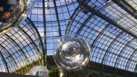 Solutions COP21 : un parcours artistique ludique et interactif   Clic France   Scoop.it