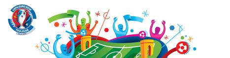 Calendrier des matchs #EURO2016 à Toulouse | Toulouse La Ville Rose | Scoop.it