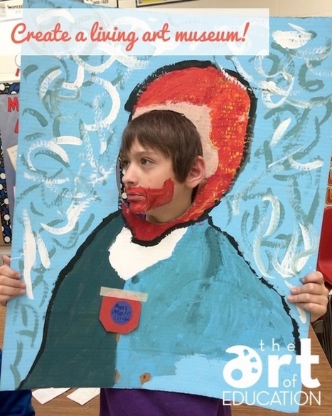 Everything You Need to Create a Living Museum in the Art Room | Technology in Art And Education | Scoop.it