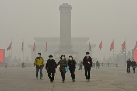 When Air Quality in Beijing and Shanghai is Least Awful - China Real Time Report - WSJ | Sustain Our Earth | Scoop.it