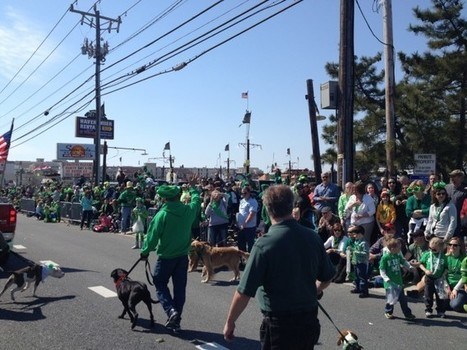 St. Patrick's Day Parade Returns to OCMD Saturday, March 14   Ocean City, MD   Scoop.it