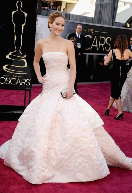 Jennifer Lawrence: 85th Annual Academy Awards Style | Jennifer Lawrence | Scoop.it