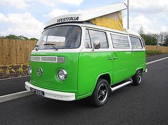 VW T2 WESTFALIA BAY WINDOW CAMPER VAN – RHD – TAX EXEMPT -/ ONE TO HAVE /- 1973 £15995.00 | Online Classic Sales | Campervans News | Scoop.it