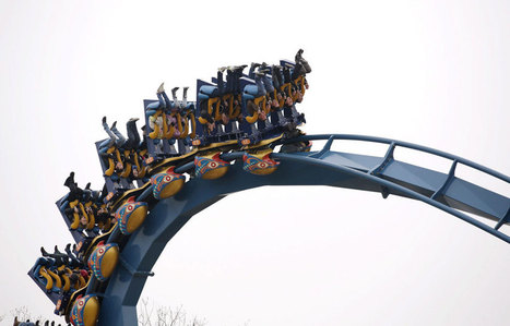 Quand le parc Astérix s'exporte en Chine | Loisirs | Scoop.it