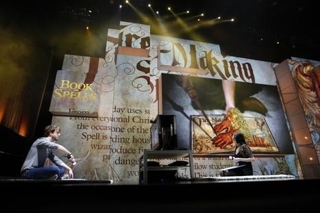 Video: Full look at Wingardium Leviosa, Incendio for JK Rowling's Book of Spells - SnitchSeeker.com   Pottermore   Scoop.it