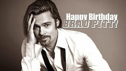 Brad Pitt compie 50 anni - JHP by Jimi Paradise ™ | JIMIPARADISE! | Scoop.it