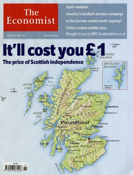 Dear Danny: Can I pay my 'Pound for Independence' by PayPal?   My Scotland   Scoop.it