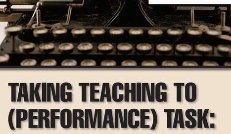 TakingTeachingToTask_Mark Chun.pdf - Google Drive   Grades 6-12 English Language Arts & Literacy Resources; Multidisciplinary Embedded Literacy Resources   Scoop.it