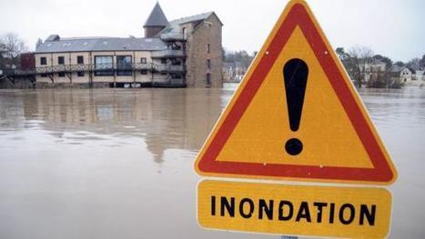 Inondations. Vigilance orange en Bretagne et en Loire-Atlantique   Ma Bretagne   Scoop.it