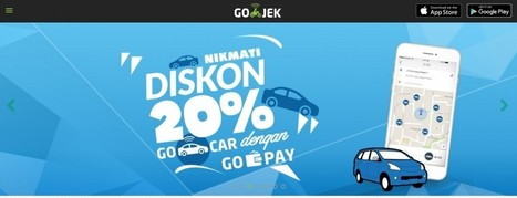 Uber's Indonesian rival Go-Jek plans to associate with the largest local transportation company Blue Bird -  | Tourism Innovation | Scoop.it