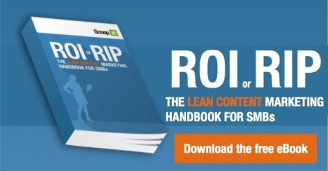 Blogging ROI: how to calculate the long-term ROI of your blog posts | Technological Sparks | Scoop.it