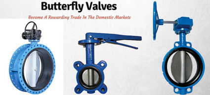 An inside viewpoint of the exporters of butterfly valve   Valve manufacturers and exporters in India   Scoop.it