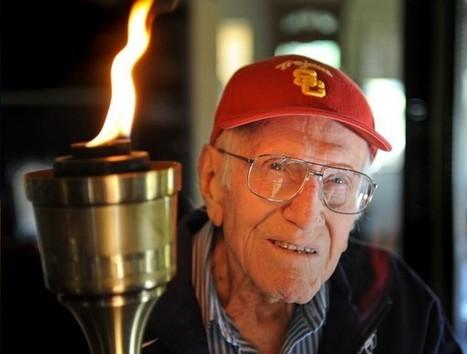 Louis Zamperini, Hero of Unbroken book, dies at 97   book reviews   Scoop.it