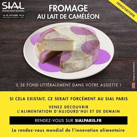 SIAL 2016, le ventre de Paris (et du monde) du 16 au 20 octobre prochains - Communication (Agro)alimentaire | Communication Agroalimentaire | Scoop.it