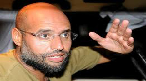 Tussle over Saif Gaddafi's trial - #Saif #gaddafi #FebCRIMES #NTC #Justice #FREESaif #Zintan | The greatest weapon is not a gun. Nor it is nuclear. It is information control | Scoop.it