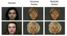 At what age do babies enter the uncanny valley? | Psychology and Brain News | Scoop.it