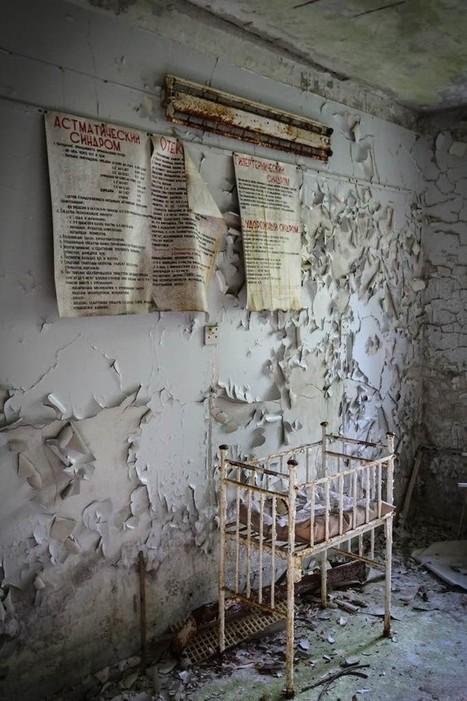 Chernobyl e Pripyat, viaggio nelle città fantasma (30 anni dopo) | L'Europe en questions | Scoop.it