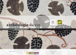 Le CCTV et l'INRAP lancent un programme autour de l'archéologie ... | Centre culturel et touristique du vin - Bordeaux | Scoop.it