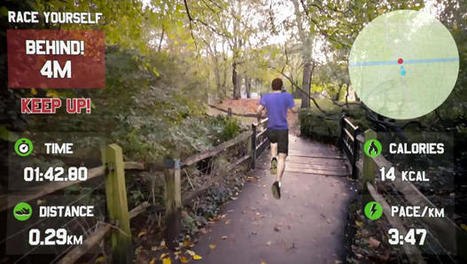 This Horrifying Fitness Game For Google Glass Makes You Run For Your Life | Let's Talk Dirty...Mouth! | Scoop.it