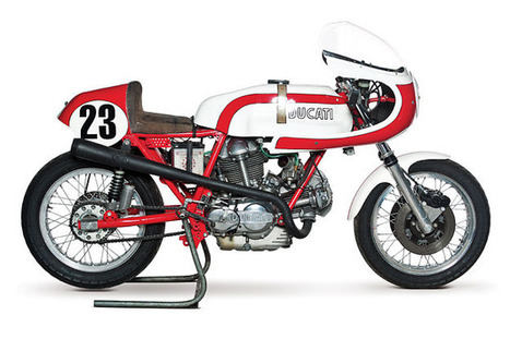 BikeEXIF | Ducati 750 Racer | Ductalk Ducati News | Scoop.it