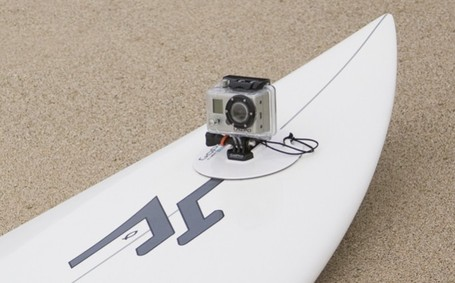"Waterproof Surfing Camera, Board Mounts Included: HD Surf HERO | ""Cameras, Camcorders, Pictures, HDR, Gadgets, Films, Movies, Landscapes"" 