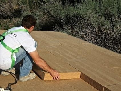 Les avantages de la laine de bois pour l'isolation thermique | Le flux d'Infogreen.lu | Scoop.it