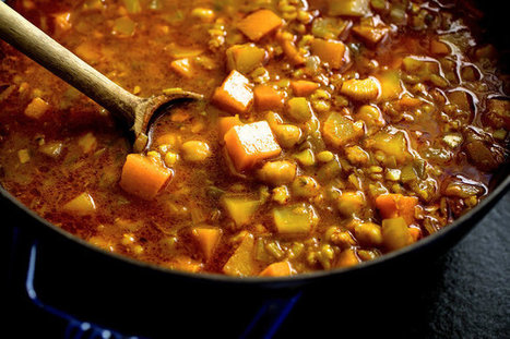 Cooking Beans at Home, Leaving the Can Behind | good looking recipes | Scoop.it