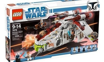 Best Lego Star Wars Ever For the Money 2013 | Toys | Scoop.it
