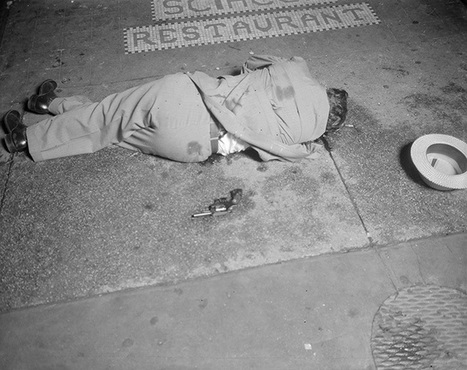 Juxtapoz Magazine - NYPD to Put 30,000 More Crime Scene Photos Online | Criminology and Economic Theory | Scoop.it