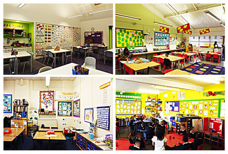 What Does Your Classroom Look Like? Design Matters, Say Researchers | School Psychology Tech | Scoop.it