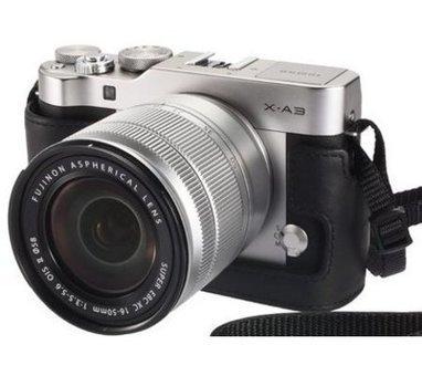 Fujifilm dévoile un hybride X-A3 rafraîchissant | Les X de  Fuji | Scoop.it