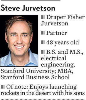 Venture Capitalist Steve Jurvetson Eyes Space Boom | The NewSpace Daily | Scoop.it