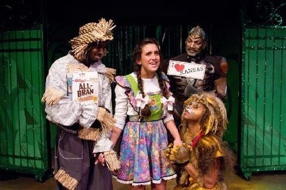 The Wiz returns this weekend to the Coterie Theatre - examiner.com | OffStage | Scoop.it