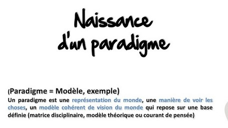 [Intelligence collective] Naissance d'un paradigme | Je, tu, il... nous ! | Scoop.it