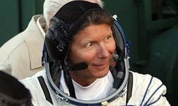 Russian cosmonaut beats record for career time spent in space | Aerospace industry watch - Paris Air Show | Scoop.it