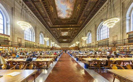 How The New York Public Library Is Bridging The Digital Divide | Library Collaboration | Scoop.it