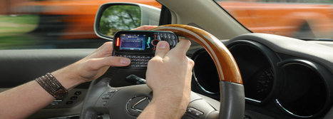 Cell Phone Use and Driving in Miami | The Law Offices Of Victor Dante, P.A. | All Serious Accidents Blog | Scoop.it
