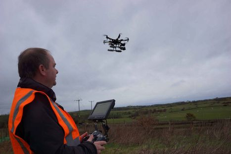 Drones can help Bangor business soar - Daily Post North Wales   Plojeto   Scoop.it